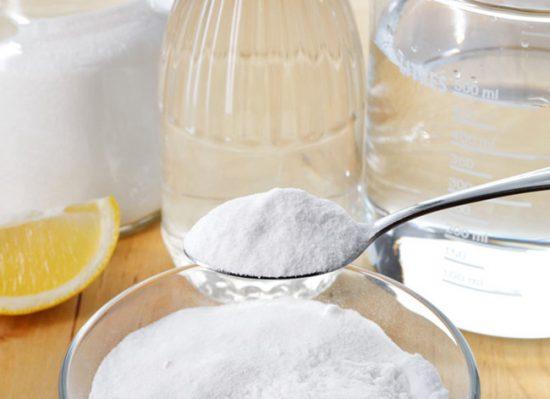 Сода с уксусом - проверенное годами средство