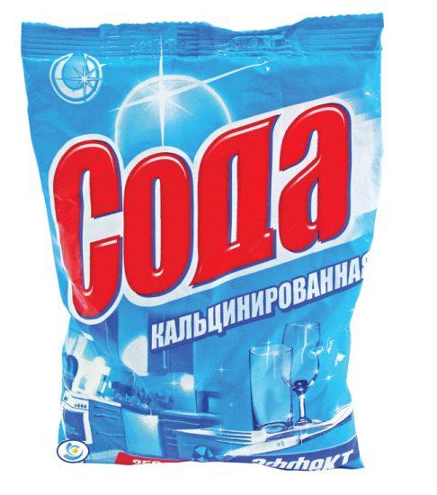 Очень эффективны средства на основе кальцинированной соды