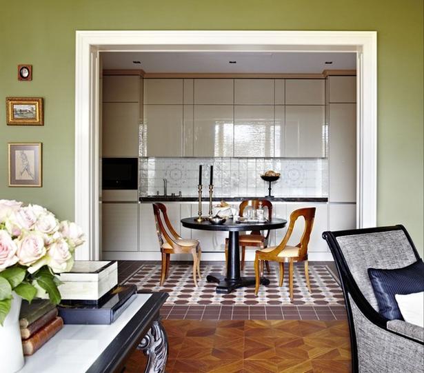 Можно ли перенести кухню в жилую комнату