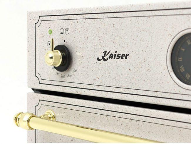 Встраиваемый газовый духовой шкаф