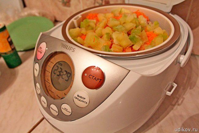 Получать вкусные и полезные блюда в мультиварке можно одним лишь нажатием кнопки