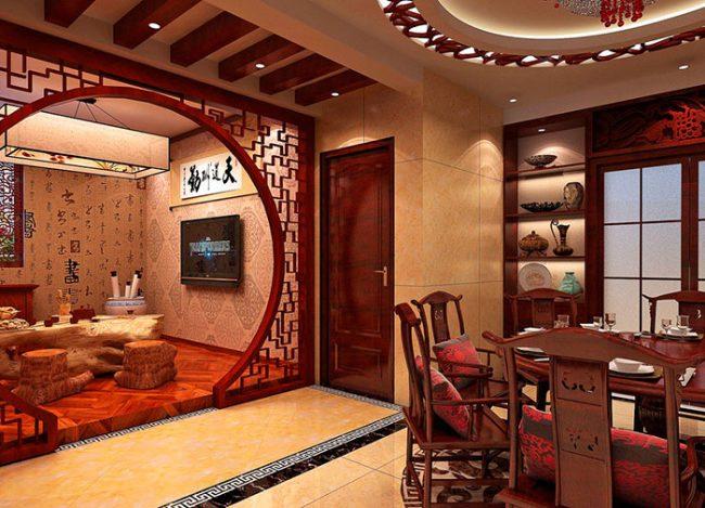 Кухни в китайском стиле