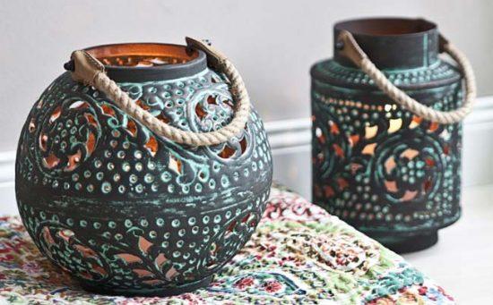 Декор для кухни в марокканском стиле