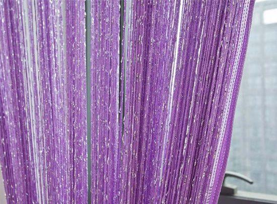 Выбирайте цвет штор, который гармонирует с мебелью и стенами