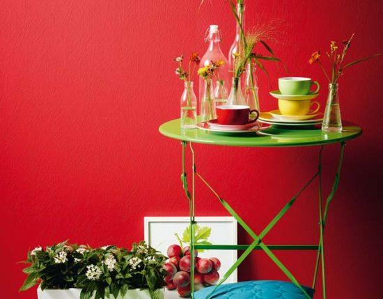 Выбирайте цвет, который будет гармонировать со стилем кухни
