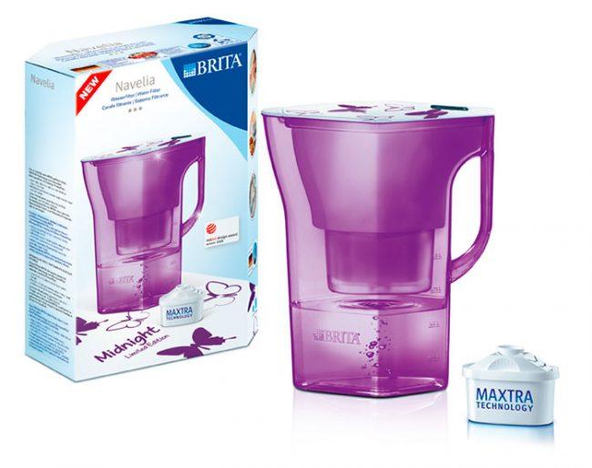 Фильтр-кувшин помогает очищать небольшие объемы воды