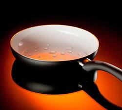 Сковородка с керамическим покрытием