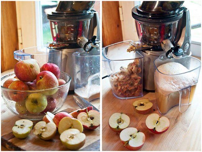 Соковыжималки для яблок