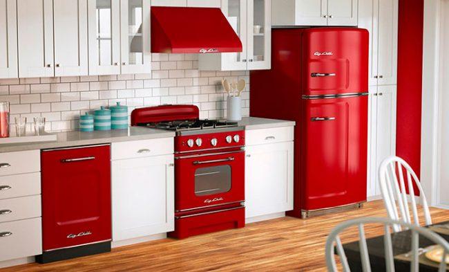 Разнообразие моделей, представленных на рынке, позволяют подобрать холодильник в соответствии с интерьером