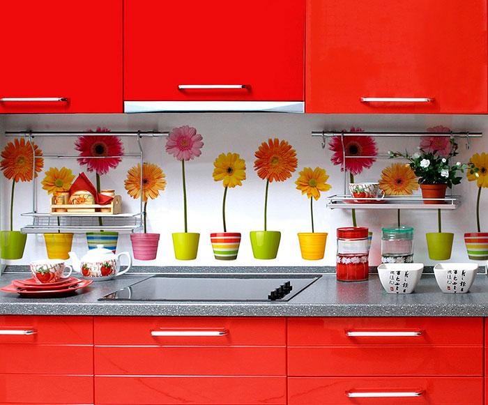Фартук для кухни из пластика: виды, достоинства, особенности выбора и монтажа своими руками