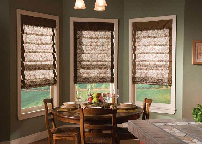 Римские шторы своими руками: пошаговая инструкция создания изящного декора для кухни
